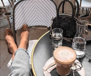 coffee, fashion, and shoes image