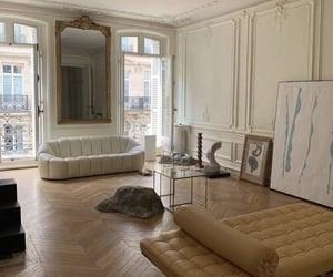 interior, home, and paris image