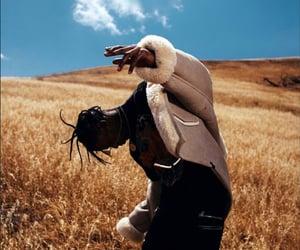 boy, landscape, and photo shoot image