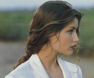 beauty, Laetitia Casta, and model image