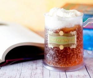 harry potter and butterbeer image
