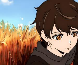 anime, anime boy, and bääm image