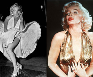 beauty, star, and Marilyn Monroe image