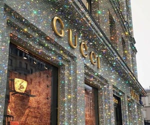 gucci, luxury, and glam image