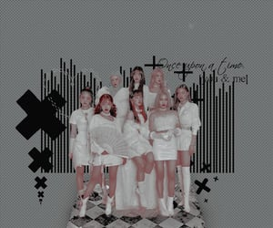 edit, kpop, and weki meki image