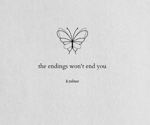 ending and quotes image