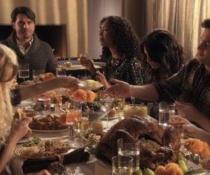 gossip girl, thanksgiving, and blair waldorf image