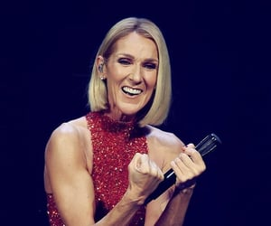 celine dion, world, and my heart will go on image