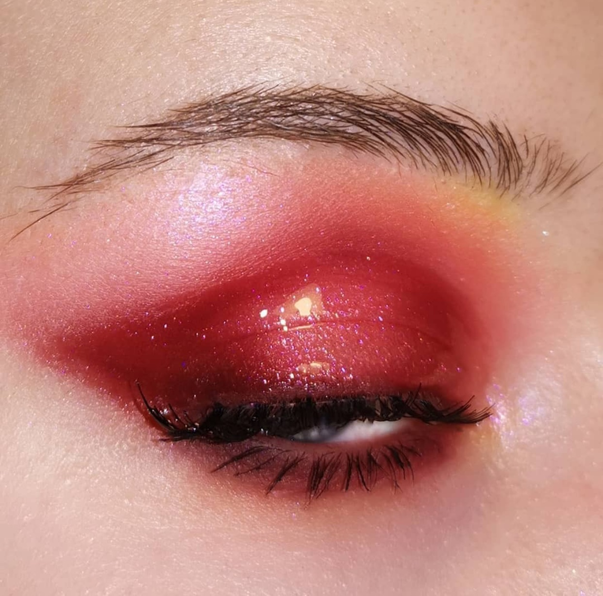 aesthetic, alternative, and brow image