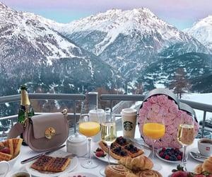 food, breakfast, and luxury image