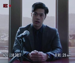 tv show, 13 reasons why, and zach dempsey image
