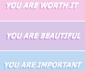 beautiful, quotes, and pink image