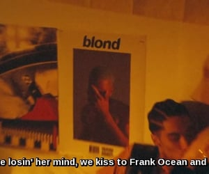 frank ocean, blond, and blonde image