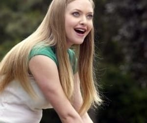amanda seyfried, red riding hood, and letters to juliet image