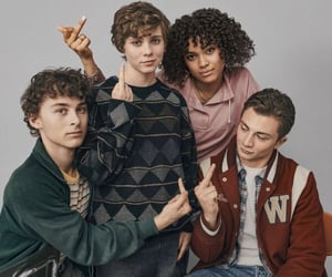 wyatt oleff, i am not okay with this, and richard ellis image