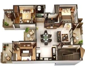 3 bedroom floor plans, 3 bedroom floor plan, and 3 bedroom floor house image