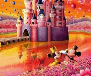 disney, minnie, and fantasy image