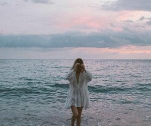 beach, foto, and fotografia image