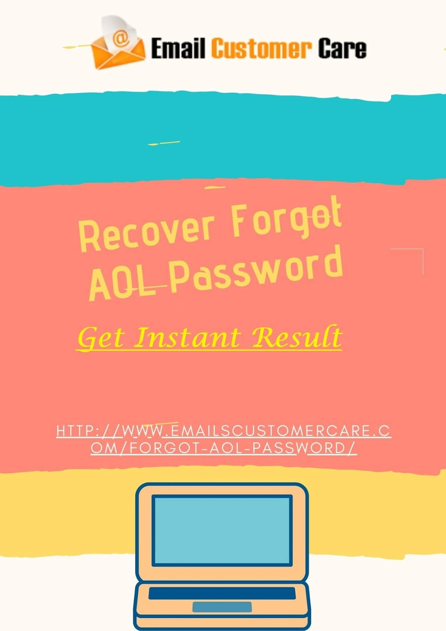 article, reset aol mail password, and forgot aol mail password image