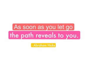 path, magical, and quotes image