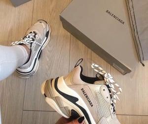 shoes, Balenciaga, and fashion image