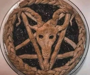 666, black, and dark image
