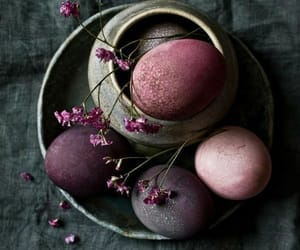 cottage, easter eggs, and aesthetic image