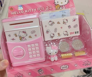 game, hello kitty, and japan image