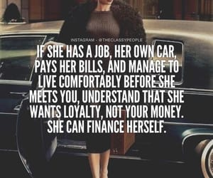 job, quotes, and woman image