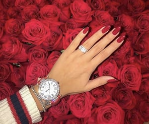 accessories, fashion, and roses image