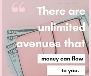 cash, magical, and quotes image