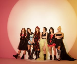 article, blackpink, and gfriend image