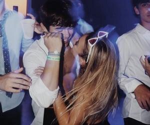 blonde, boyfriend, and couple image