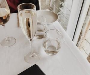 alcohol, elegant, and food image