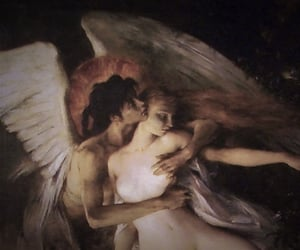 art and angel image