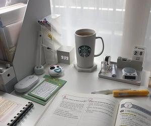 aesthetics, desk, and inspiration image