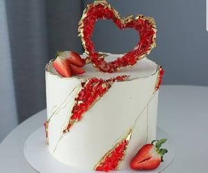 beutiful, cake, and birthday image