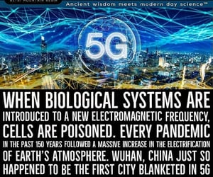 cancer, cellphone, and agenda21 image