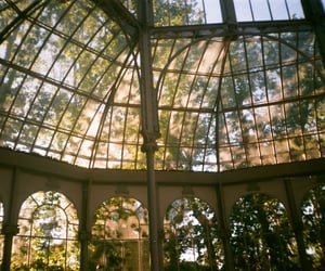 analog, green, and architecture image