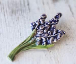 etsy, handmade jewelry, and lavender image