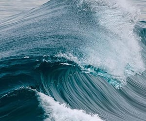 agua, blue, and ocean image