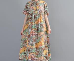etsy, robe, and summer maxi dress image