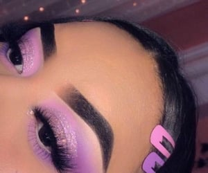 eyeshadow, inspo, and makeup image