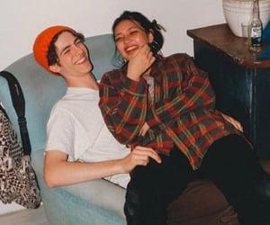 couple, love, and beabadoobee image