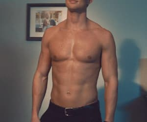 gif, drew van acker, and hairstyle image