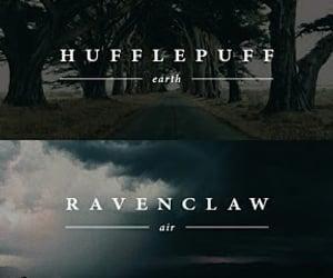 harry potter, gryffindor, and ravenclaw image