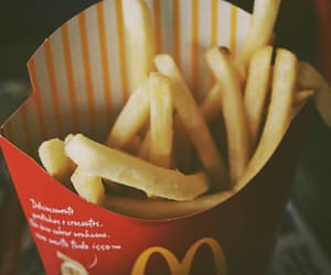 aesthetic, French Fries, and tumblr image