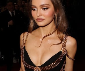 beauty, fashion, and lily-rose depp image