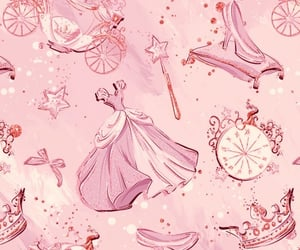 wallpaper, disney, and cinderella image