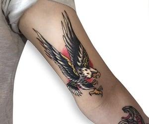 artsy, tats, and tattoo image
